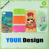 Unique design printed colorful paper craft case for iphone 5,for cell phone cover