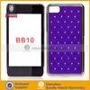Luxury Bling Diamond Star Hard Back Case Cover For Blackberry