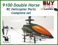 RC Helicopter Double Horse 9100