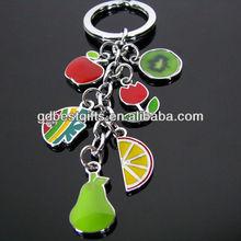 Holiday gift cute food key chain