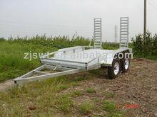 Excavator trailer/Car trailer/ Plant trailer