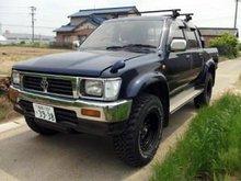 Toyota Hilux 4WD 4door Double Cab