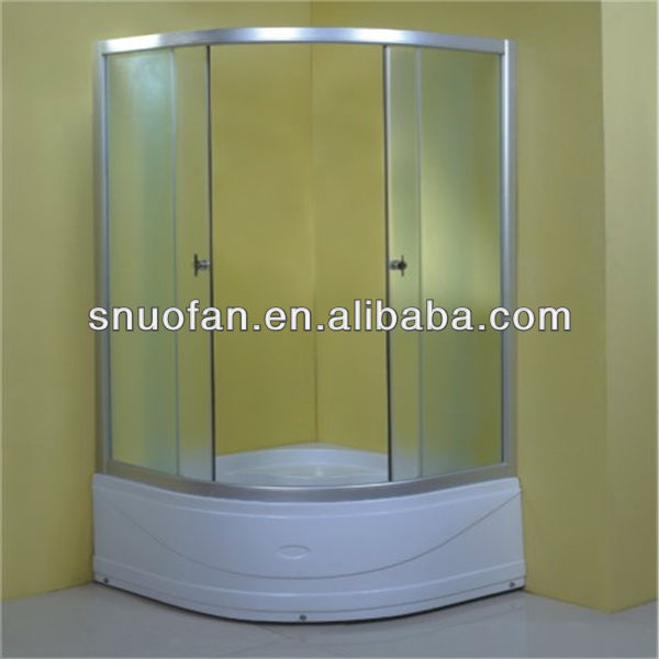 abs high quality economic cheap indoor portable shower
