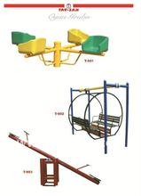 TAV-SAN Outdoor Playground (Swings)