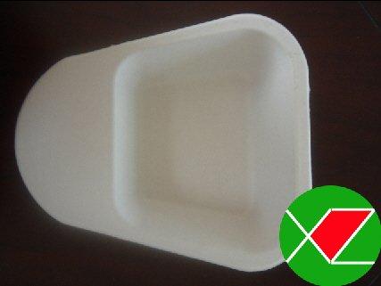 Polpa spitbox, Moldada pulp, Papel Cuspidor