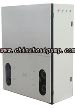 high COP heat pump for heating and water, CE and EN14511 certification