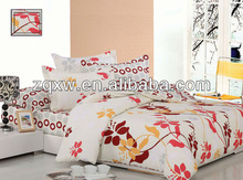 china cotton comforter sets supplier