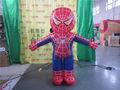 2013 venda quente hollywood do homem aranha dos desenhos animados