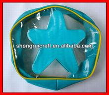 High quality PVC gift bag,PVC zip bag