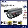 Supply megapixel 1080P 25f Cmos cctv bullet video human detection sdi camera outdoor camera housing