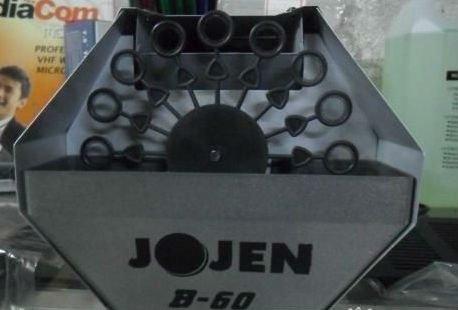 Bubble machine (JOJEN b-60)