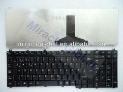Layout GR/Germany laptop keyboard for toshiba P300 notebook keyboard