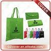 non woven folding reusable shopping bags customized wholesale