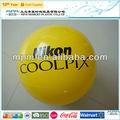 publicidad inflable pelota de playa