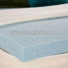 fire retardant and cooling gel memory foam