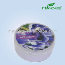 Newest Series Natural Flower Nutrient Whitening Ultra Skincare Energy Body Butter With Natural Cosmetic Ingredients