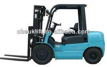 Isuzu engine 2.5 ton diesel forklift truck