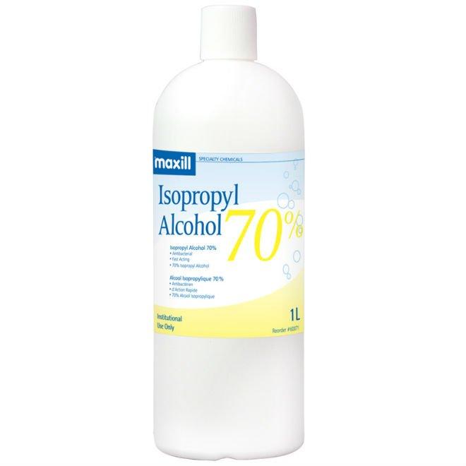 Hydrogen: Rubbing Alcohol Vs Hydrogen Peroxide