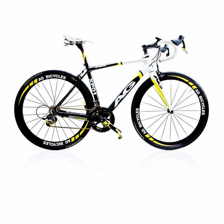 bici in carbonio
