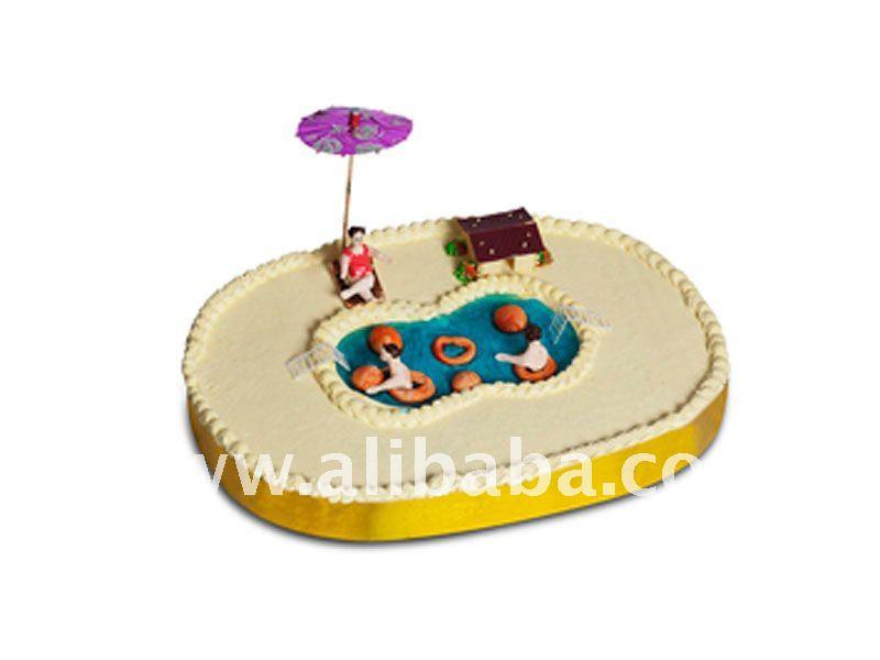 Piscina de la torta