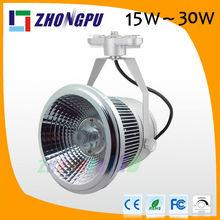 18W cob led track light 1 watt led bulb e17 led bulb