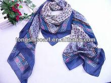 HA345-778 shawl and scarfs printed design