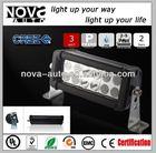 NOVA-AUTO 60w led light bar spot flood combo