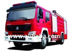 SINOTRUK HOWO Fire Fighting Truck