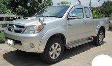 Toyota Hilux Vigo Extra Cab 3.0G, RHD, 2006MY