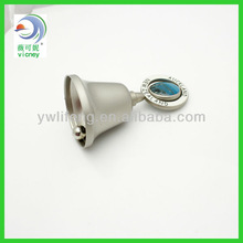Assorted designs with colors brass cartoon bell