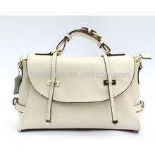 2013 Handbag accessories/Guangzhou handbag/Lady leather satchel bag FB-HBL062