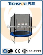 Heavy Trampoline cloth with PE Net