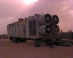 Power Plants And Huge Generator Sets