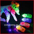 led laser finger strahl bunte party licht taschenlampe ring