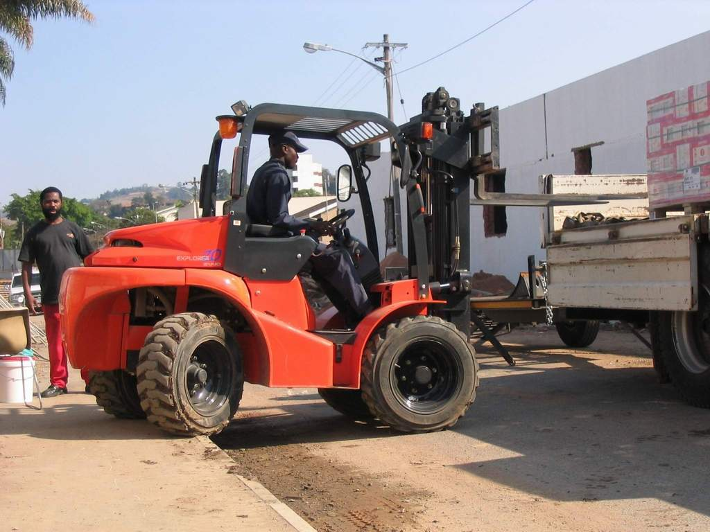 Rough Terrain Forklifts|Used Rough Terrain Forklifts| High Reach