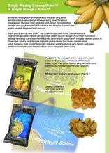 Banana & Jackfruit Chips