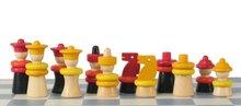 MY FIRST CHESS SET - children chess set - wood, 4-5 years