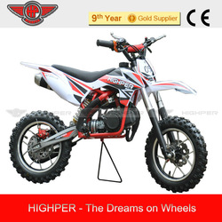 2013 Reliable and safety 2013 New 2 Stroke 49cc Mini Dirt Bike for Kids