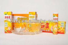 vitamin C effervescent energy table, multivitamin effervescent tablet