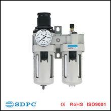 SMC Filter Regulator Lubricator/Pneumatic filter regulator lubricator/Pneumatic Part AC301A