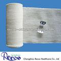llanura elástico vendaje con spandex