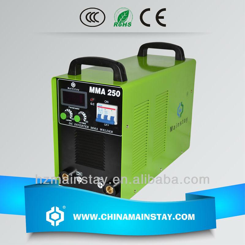 mma250 portátil eléctrica por arco soldador miller 250