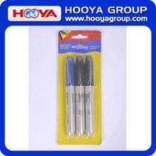 3PC Permanent Marker Pen