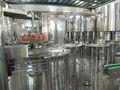 agua purificada de la botella de llenado de la planta de fabricación