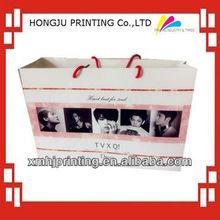 Xiamen Hot Sale Fashion Shopping Bag
