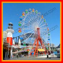 2013 new thrilling fun fair ferris wheel for sale
