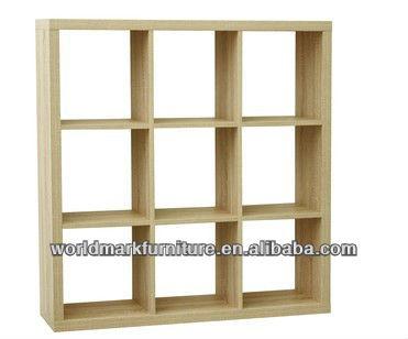 Libreria retrodivano legno holiday idee per il design for Cubi ikea prezzi