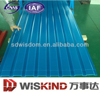 pre-painted corrugated steel sheet/prepainted steel roofing sheet/Color Roofing