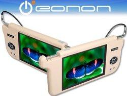 TFT LCD Color Sun Visor Monitor for DVD/VCD
