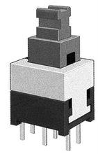 mini key push button switch PB-22E09